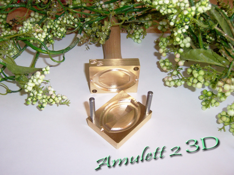 "bead press ""Bavarian 3D Amulett"""