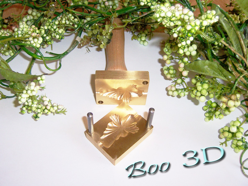"bead press ""Bavarian 3D Boo"""