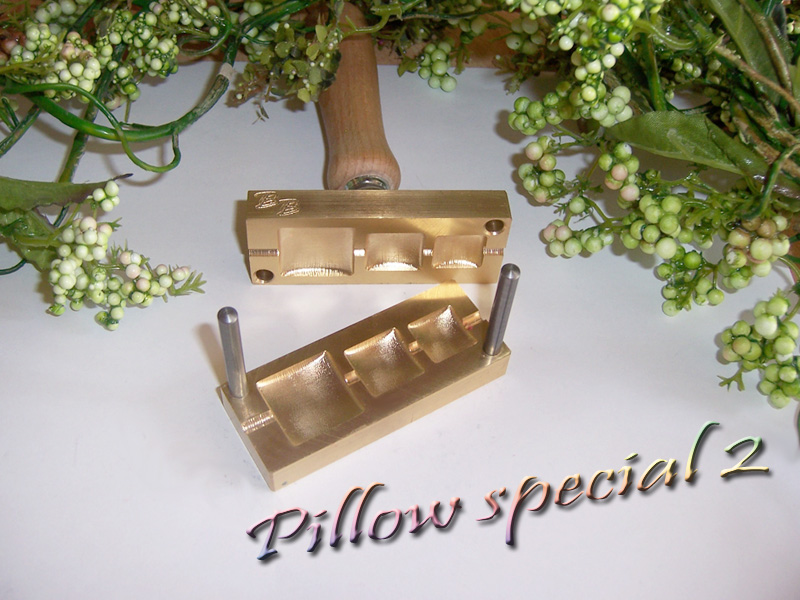 "bead press ""Bavarian 3D Pillow Special 2"""