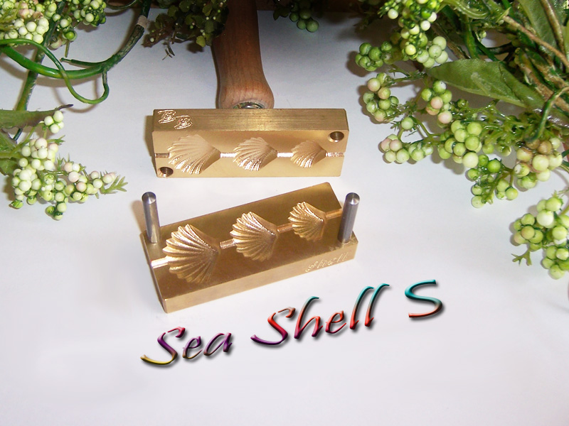 "bead press ""Bavarian 3D Sea Shell S"""