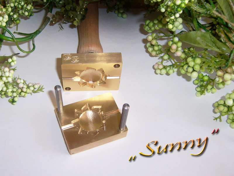 "bead press ""Bavarian 3D Sunny"""