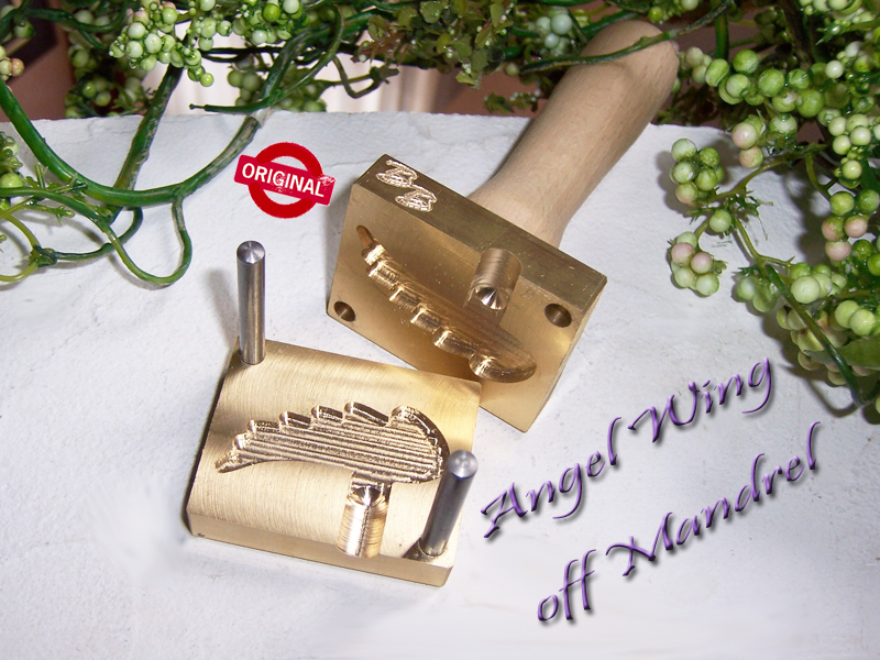 "Presse ""Bavarian Angel Wing M off Mandrel"""