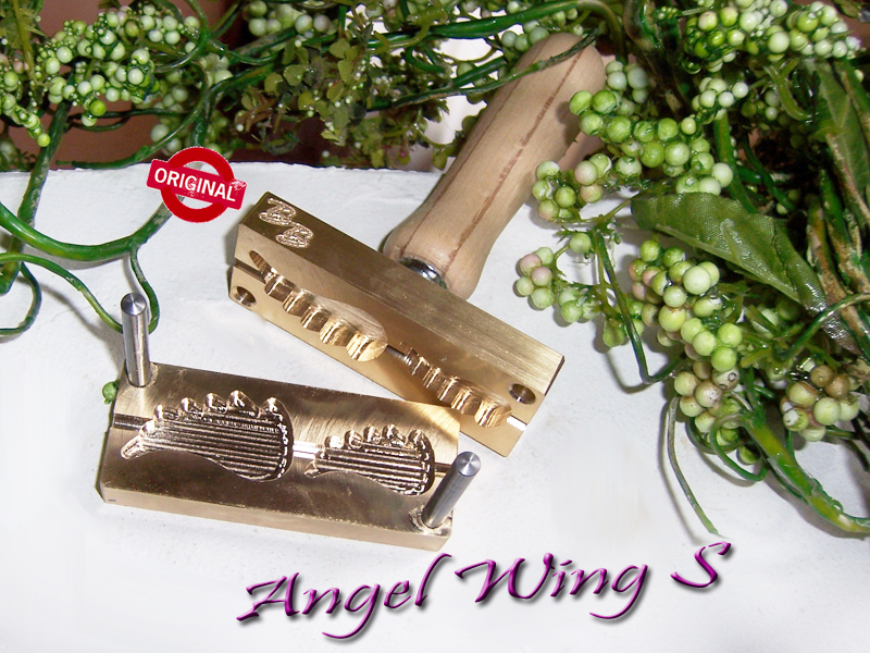 "bead press ""Bavarian Angel Wing S"""