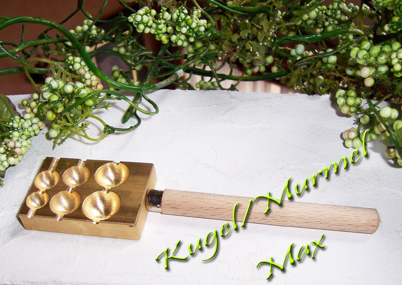 "Bead-roll-on ""Bavarian Kugel/Murmel - Max"""