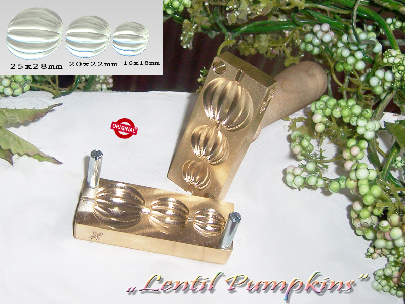"bead press Bavarian ""Lentil Pumpkins S """