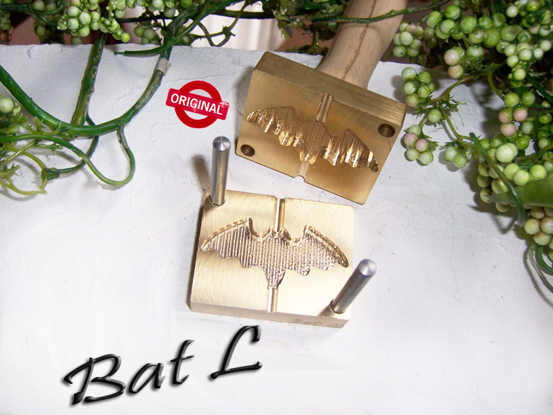"bead press ""Bavarian Bat L"""