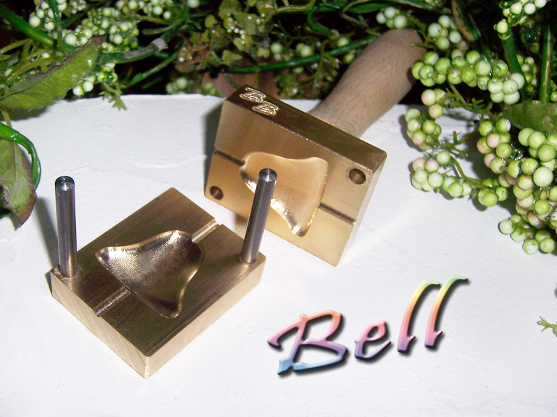 "bead press ""Bavarian 3D Bell"""