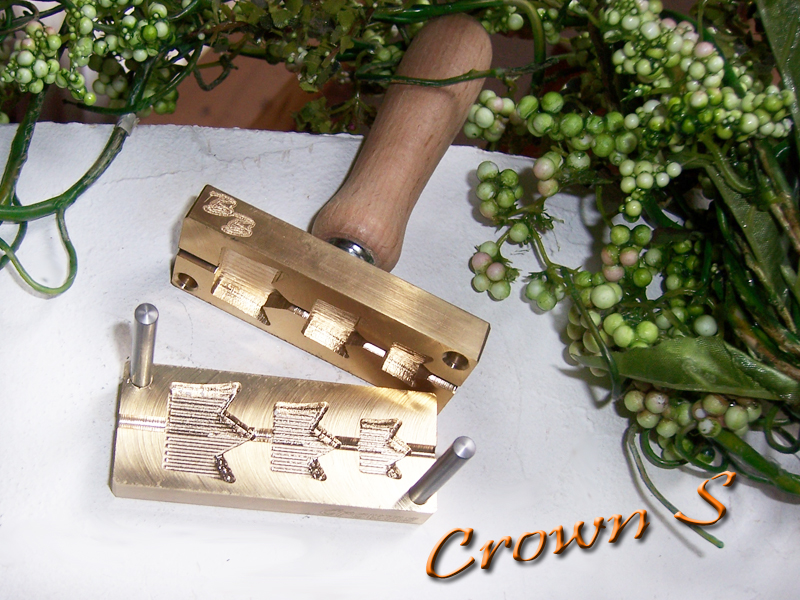 "bead press ""Bavarian Crown S"""