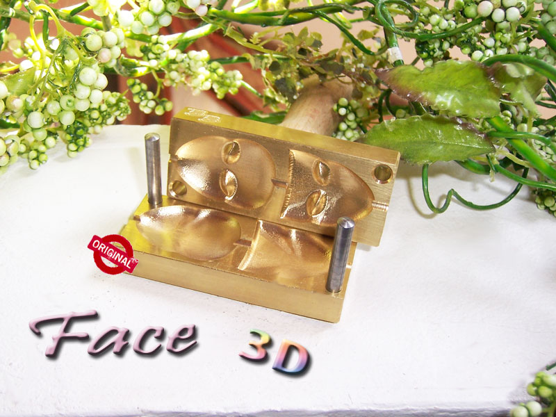 "bead press ""Bavarian 3D FACE"""