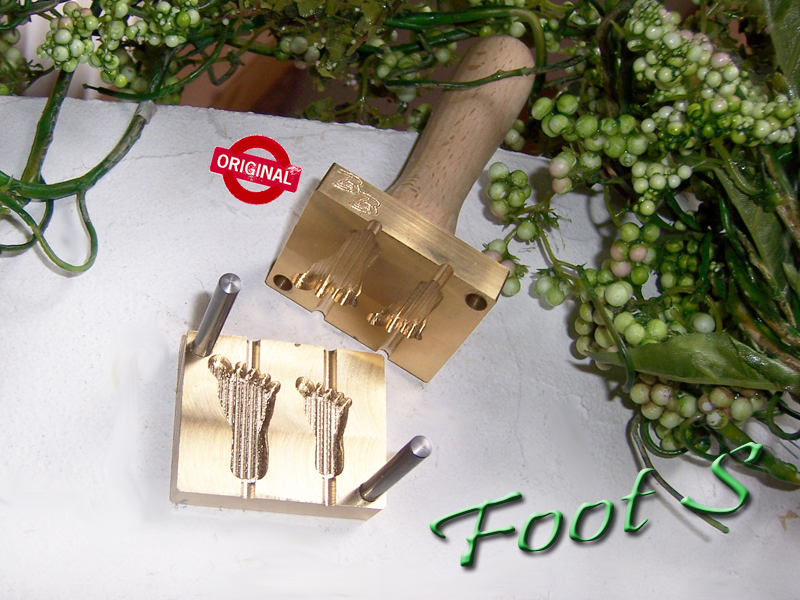 "bead press ""Bavarian Foot S"""