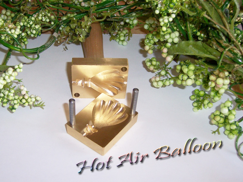 "bead press ""Bavarian3D Hot Air Balloon"""