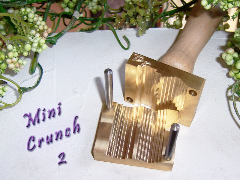 "bead press ""Bavarian Crunch Mini 2"""
