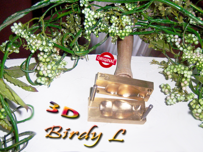 "bead press ""Bavarian 3D Birdy L"""