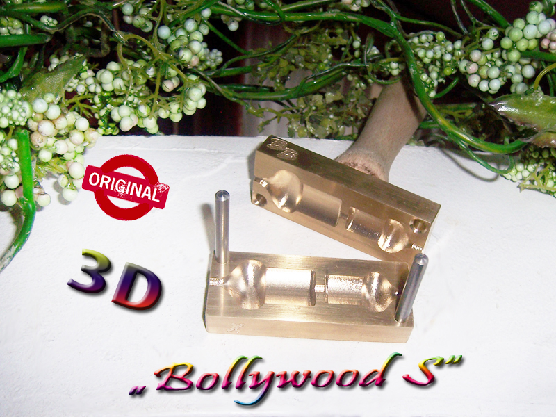 "bead press ""Bavarian 3D Bollywood S"""