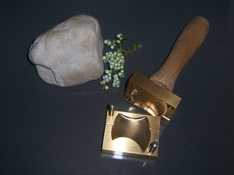 "Presse ""Bavarian 3D Hatchet"""