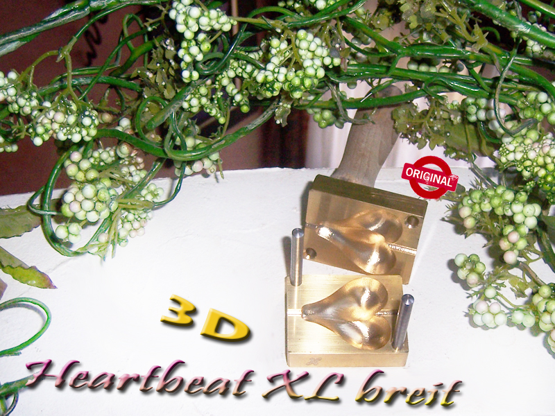 "bead press ""Bavarian 3D HEARTBEAT XL wide"""