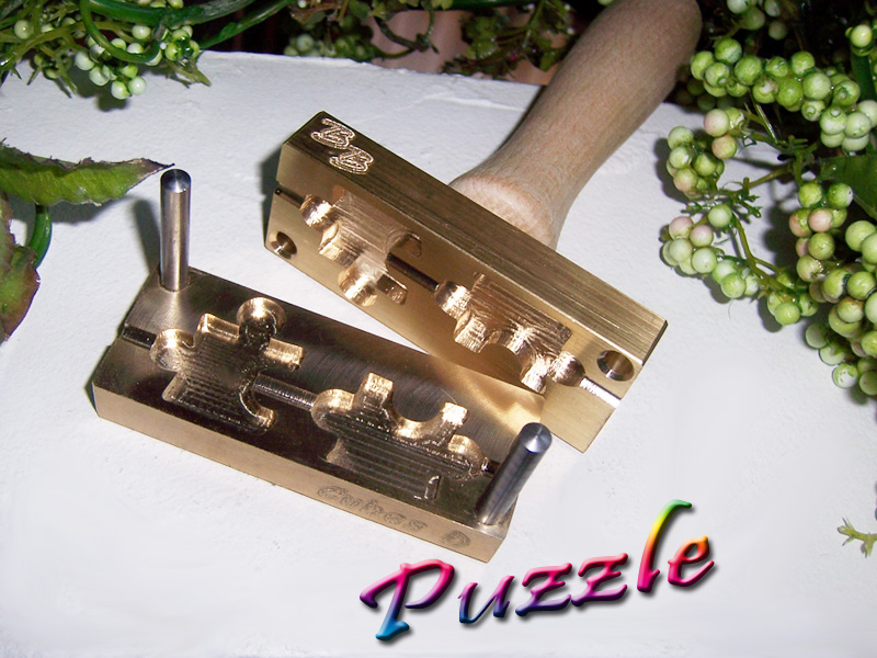 "bead press ""Bavarian Puzzle"""