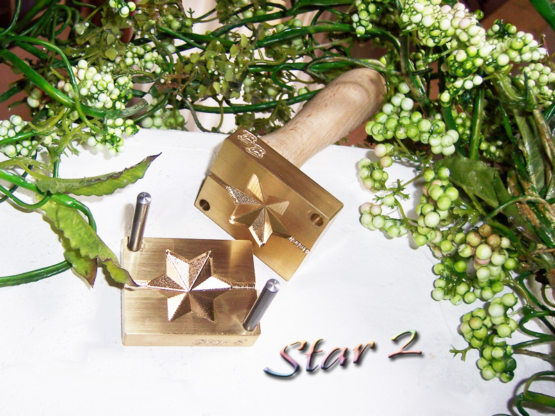 "bead press ""Bavarian Star 2"""