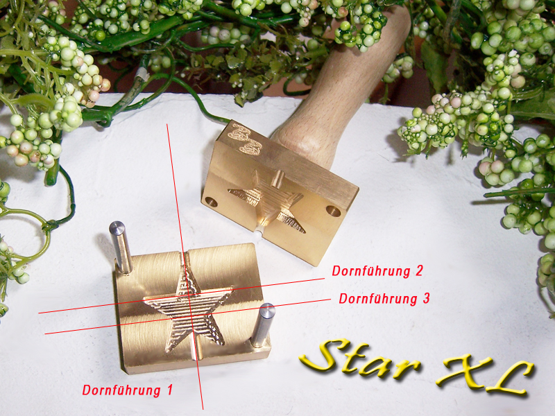 "bead press ""Bavarian Bavarian Star M 36 mm"""