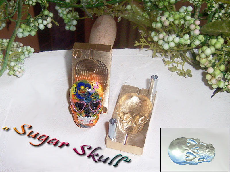 "bead press ""sugar skull"""