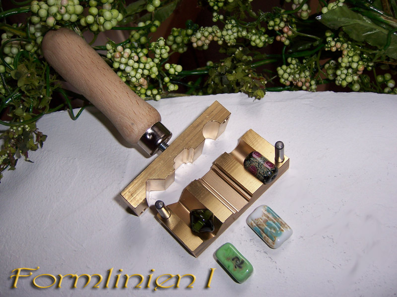 "bead press ""Bavarian Formlinien I"""