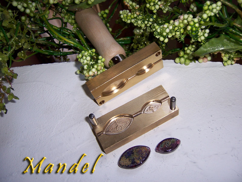 "bead press ""Bavarian Mandel """