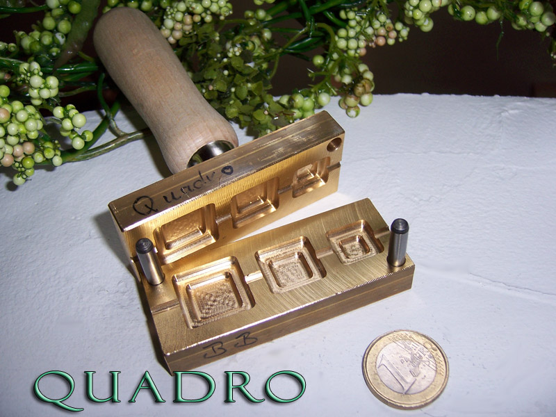 "bead press ""Bavarian Quadro"""