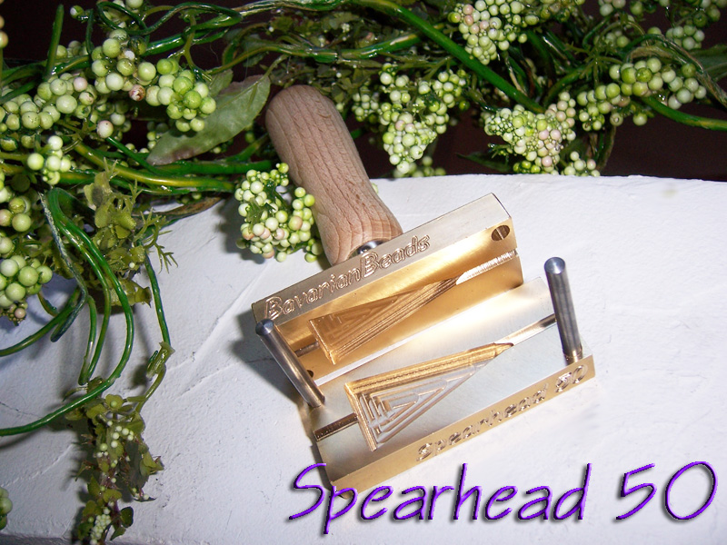 "bead press ""Bavarian ""spearhead 50"""