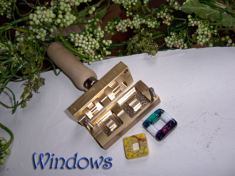 "bead press ""Bavarian Windows"""