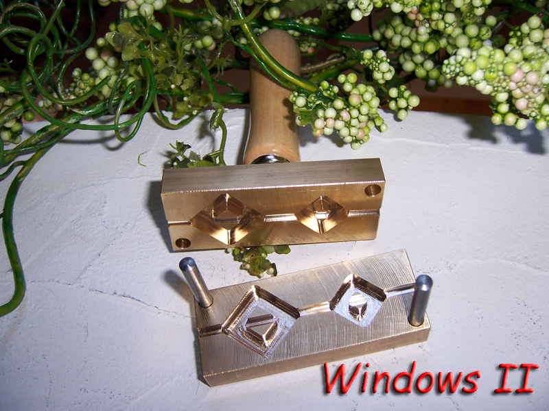 "bead press ""Bavarian windows II"""